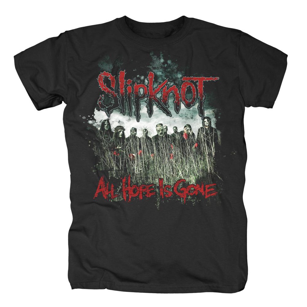 All Hope Is Gone Album Cover von Slipknot - T-Shirt jetzt im Slipknot - Shop Shop