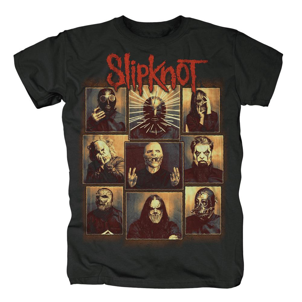 Bulletproof von Slipknot - T-Shirt jetzt im Slipknot - Shop Shop