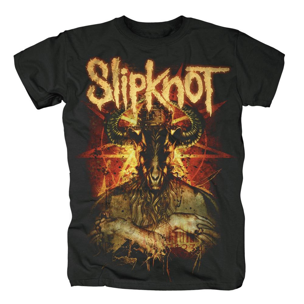 Goat From Hell von Slipknot - T-Shirt jetzt im Slipknot - Shop Shop