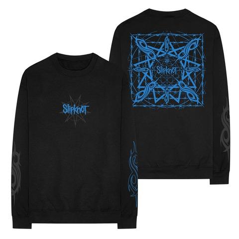 √Slipknot 9 Point von Slipknot - Crewneck Sweatshirt jetzt im Slipknot - Shop Shop