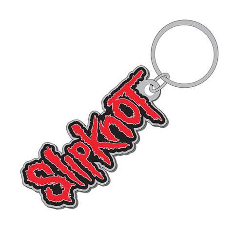 SLP Logo von Slipknot - Schlüsselanhänger jetzt im Slipknot - Shop Shop