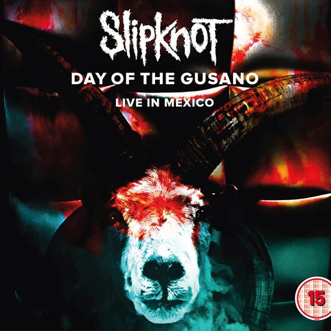 Day of The Gusano (Live at Knotfest Mexico 2015) Ltd. Colour 3LP + DVD von Slipknot - 3LP + DVD jetzt im Slipknot - Shop Shop