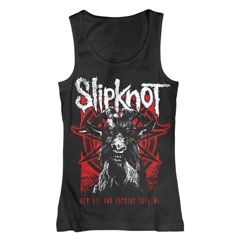 √Goat Thresh von Slipknot - Girlie Top jetzt im Slipknot - Shop Shop