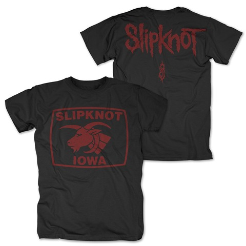 Goat Crest von Slipknot - T-Shirt jetzt im Slipknot - Shop Shop