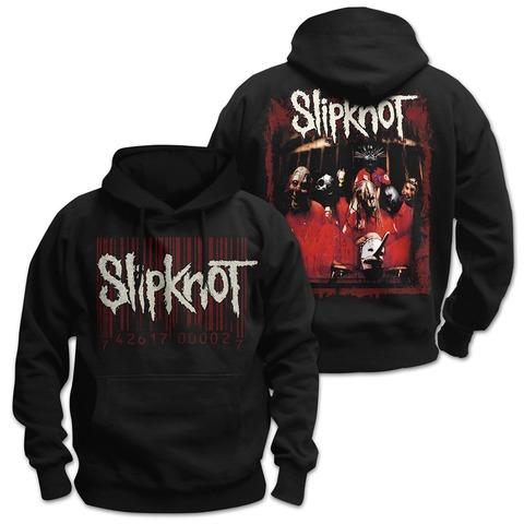 √Debut Album Cover von Slipknot - Hood sweater jetzt im Slipknot - Shop Shop