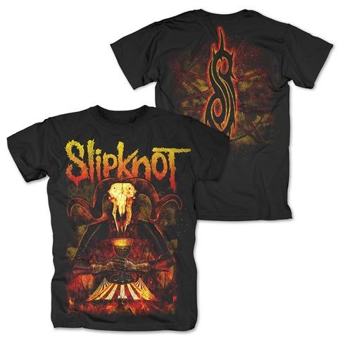 √Goat Priest von Slipknot - T-Shirt jetzt im Slipknot - Shop Shop