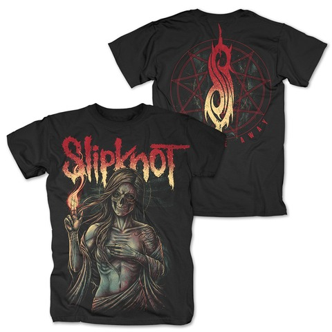 √Burn Me Away von Slipknot - T-Shirt jetzt im Slipknot - Shop Shop