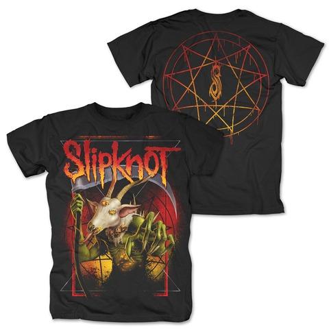 √Goat Reaper von Slipknot - T-Shirt jetzt im Slipknot - Shop Shop