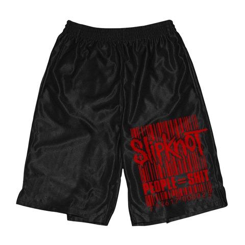 √People Shit von Slipknot - Shorts jetzt im Slipknot - Shop Shop