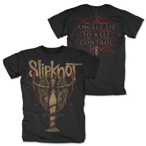 √Angels Lie von Slipknot - T-Shirt jetzt im Slipknot - Shop Shop