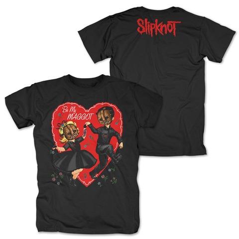 √Valentine's Maggots von Slipknot - T-Shirt jetzt im Slipknot - Shop Shop