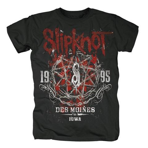 √Iowa Star von Slipknot - 100% cotton jetzt im Slipknot - Shop Shop