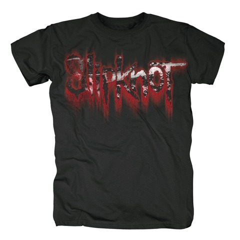 √The Negative One Type Fill von Slipknot - T-shirt jetzt im Slipknot - Shop Shop