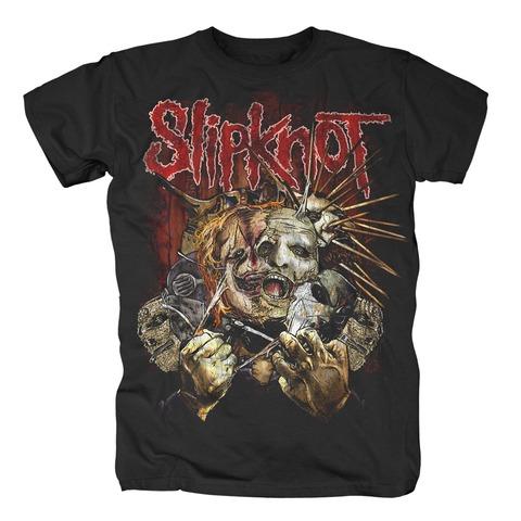 √Torn Apart Redux von Slipknot - T-shirt jetzt im Slipknot - Shop Shop