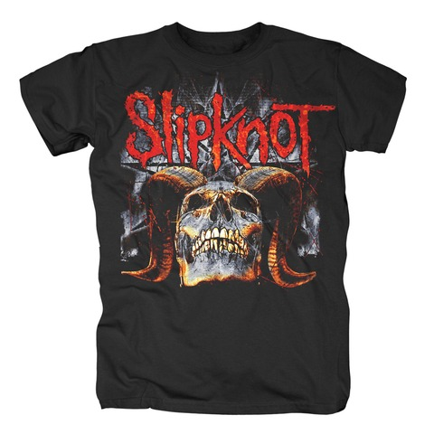 Star Skull von Slipknot - T-Shirt jetzt im Slipknot - Shop Shop